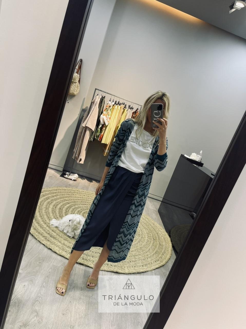 Tienda online del Triangulo de la Moda Falda frunce