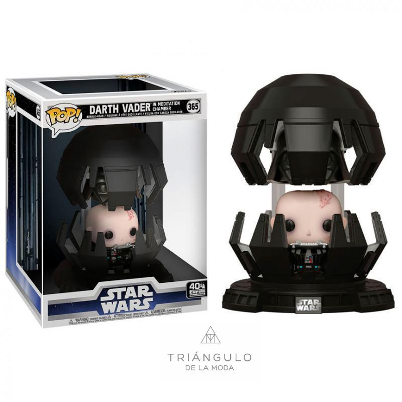Tienda online del Triangulo de la Moda Figura pop star wars darth vader mediation chamber