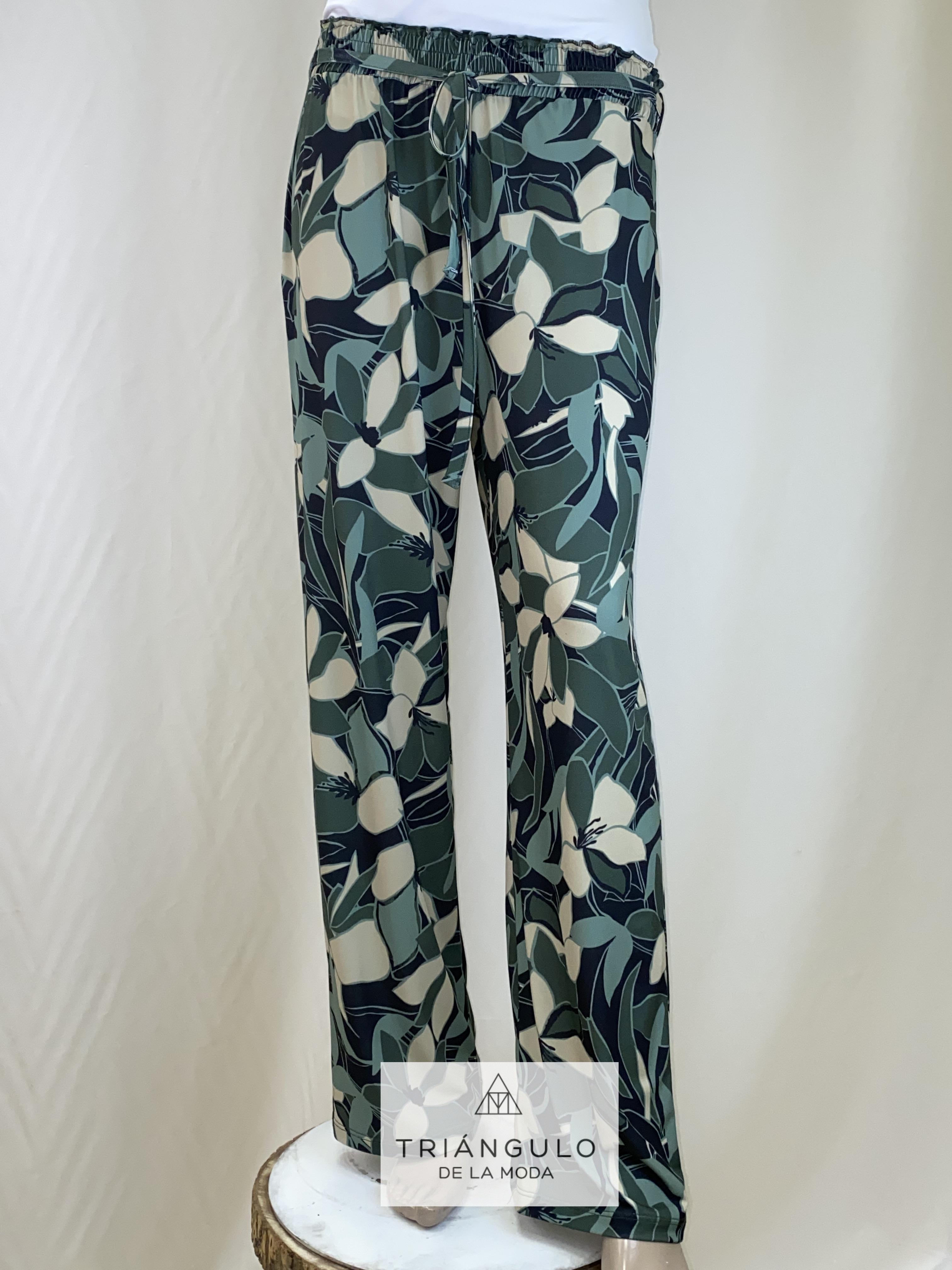 Tienda online del Triangulo de la Moda pantalon estampado